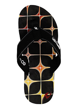 RIP CURL Phoenix Sandals black/red