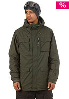 RIP CURL RC M69 Twill Jacket forest night