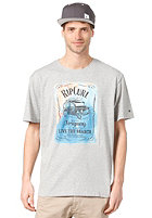 RIP CURL Resin Combie S/S T-Shirt cement marle