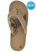 RIP CURL Resurrected Sandals tan