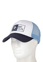 RIP CURL Rip Core Trucker Cap blue