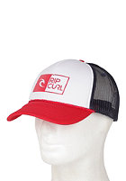 RIP CURL Rip Core Trucker Cap red