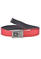 RIP CURL Rip Revo Web Belt red