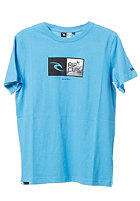 RIP CURL Ripawattu S/S T-Shirt bleu malibu