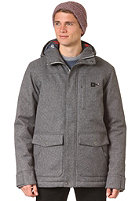 RIP CURL Salted Anti Jacket black marled