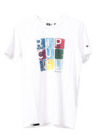 RIP CURL Shacked S/S T-Shirt optical white