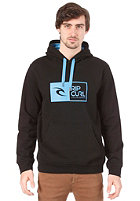 RIP CURL Signature Pop Over Hooded Sweat black