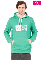 RIP CURL Signature Pop Over Hooded Sweat jelly bean