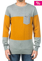 RIP CURL Sliced Knit Sweat beton marle