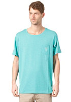 RIP CURL Solid Crew S/S T-Shirt columbia marle