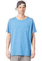 RIP CURL Solid Crew S/S T-Shirt directoire blue