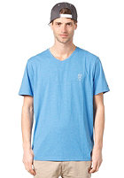 RIP CURL Solid V-Neck S/S T-Shirt directoire blue marle