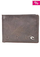 RIP CURL Spaced Wallet brown