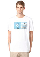 RIP CURL Split Lip S/S T-Shirt optical white