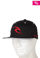 RIP CURL Stapler Mid Peak Cap black