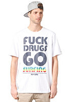 RIP CURL Stay Clean S/S T-Shirt optical white