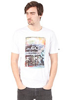 RIP CURL The Bay S/S T-Shirt optical white