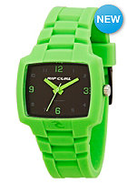 RIP CURL Tour Silicone Surf Watch fluro green
