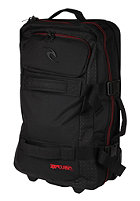 RIP CURL Transit Flight Wheely Travel Bag black