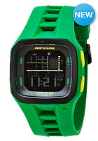 RIP CURL Trestles Pro World Tide Watch green