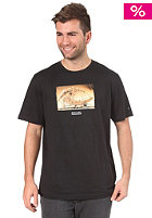 RIP CURL Trojan Wave S/S T-Shirt 2012 black