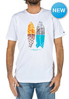 RIP CURL Turkey S/S T-Shirt white