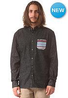 RIP CURL Winki L/S Denim Shirt black
