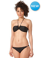 RIP CURL Womens Alana Bandeau Bikini Set black