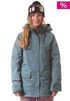 RIP CURL Womens Boheme Jacket majolica blue