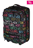 RIP CURL Womens Cabin Trolley solid black