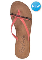 RIP CURL Womens Coco Sandals red/tan