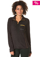 RIP CURL Womens Cocona Micro Fleece black