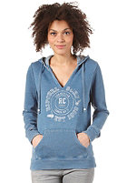 RIP CURL Womens College Hooded Sweat dark blue