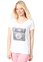 RIP CURL Womens Combi S/S T-Shirt optical white