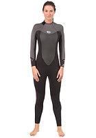RIP CURL Womens Dawn Patrol 4/3 GB Steamer black/charcoal