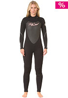 RIP CURL Womens Dawn Patrol 5/3 Steamer black
