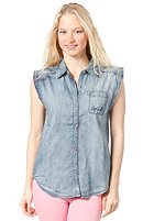 RIP CURL Womens Dorothy Blouse chambray