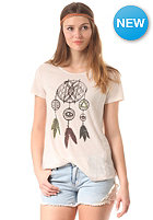 Womens Dreamcatcher S/S T-Shirt vanilla marle