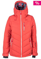 RIP CURL Womens Escape Puffer cranberry