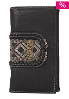 RIP CURL Womens Honolulu Wallet solid black