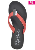 RIP CURL Womens Horizon Sandals pink/charcoal