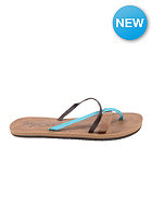 RIP CURL Womens Jordan Sandals light blue/tan