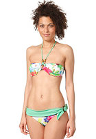 RIP CURL Womens Kauai Island Bandeau Bikini Set island green