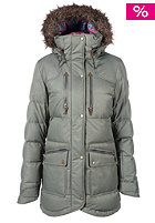 RIP CURL Womens Liberty Parka dusty olive