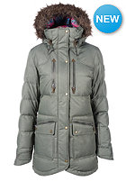 RIP CURL Womens Liberty Parka Snowboard Jacket dusty olive