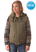 RIP CURL Womens Loa Jacket grape leaf
