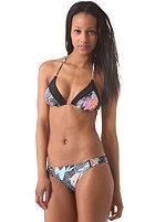 RIP CURL Womens Lotus Garden Triangle Bikini Set black