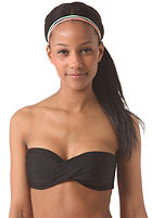 RIP CURL Womens Love N Surf Bandeau Top black
