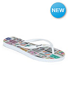 RIP CURL Womens Nikki white/multi