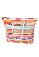 RIP CURL Womens Ocean Stripes Beach Bag optical white